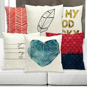 Simple-Geometric-Letter-Cotton-Linen-Pillow-Case-Sofa-Cushion-Cover-Home-Decor