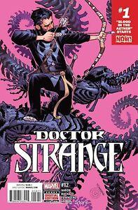 DOCTOR STRANGE #12 (2016) 1ST PRINTING BAGGED & BOARDED MARVEL COMICS