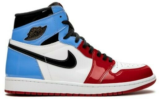 Jordan 1 retro high fearless unc chicago Size 9 UK