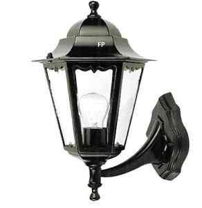 Lanterna applique lampada parete New York illuminazione