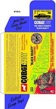 CORGI GREEN HORNET BOX e ISTRUZIONI-VINTAGE ANNI'60 n. 268 immagini