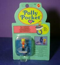 Polly Pocket Mini NEU ♥ Polly´s Speedboat Ring ♥ 1989 ♥ Rarität ♥ NEW ♥ OVP ♥