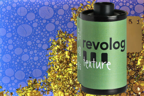 Revolog TEXTURE Kreativfilm ISO200, 36 exposures, C41 creative effect film