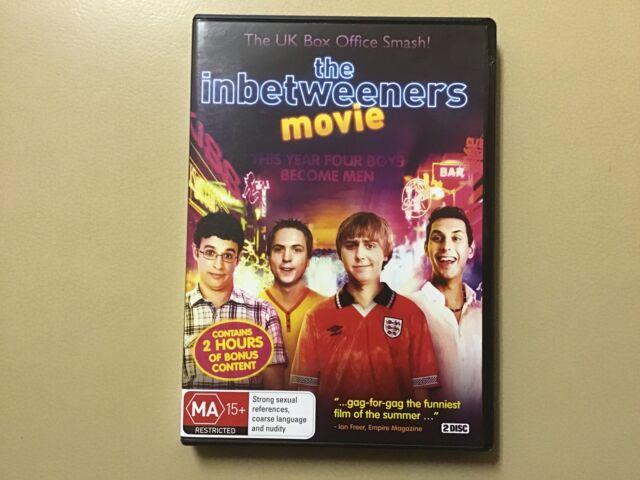 DVD, The Inbetweeners Movie (D)