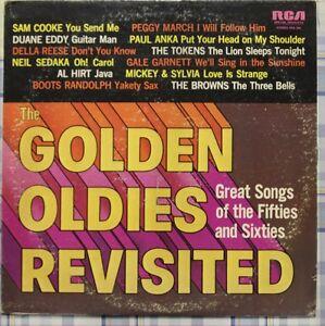 DISCO-33-GIRI-VARIOUS-GOLDEN-OLDIES-REVISITED