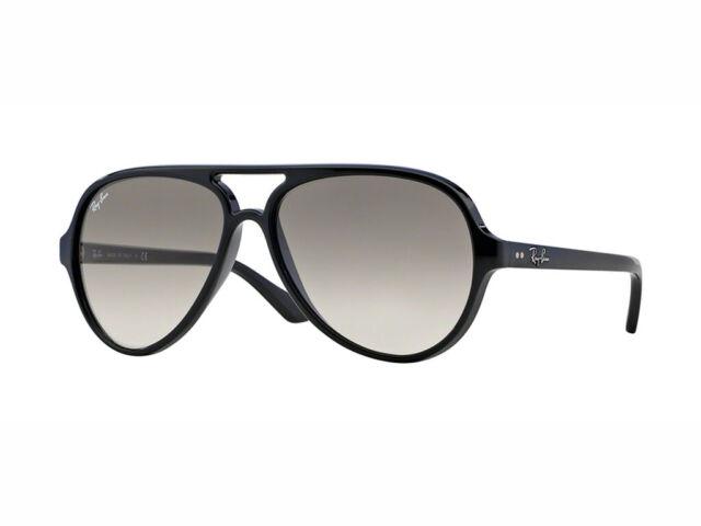 Sunglasses 4125 Nero Ban Da Sole Cats Occhiali Ray Sonnenbrille 5vYHqp5w