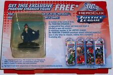 PHANTOM STRANGER RETAILER DISPLAY 061 DC Heroclix Buy it by the Brick counter