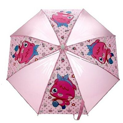 Moshi Monsters 'Poppet' School Rain Brolly Umbrella Brand New Gift