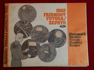 la foto se est� cargando 1982-lincoln-zephyr -electrico-fairmont-futura-amp-amp-