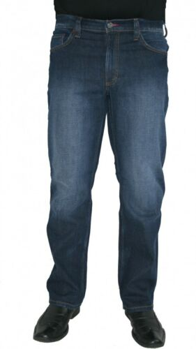 Mustang Jeans Big Sur Stretch anche extra lunga 3169.5691.95 Dark Stone Used
