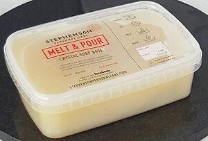 1 kg organique Fondre Et Verser Savon Base-SLS et SLES Libre-fabrication de savon et Craft-afficher le titre d`origine TIb6wly1-07214600-746991850