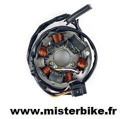 STATOR d/' ALLUMAGE Pour moto  CPI SM//SX 50  neuf