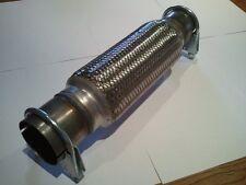 Fiat Punto centrale tubo di scarico flexi riparazione morsetto Anno 2000 in poi