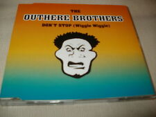 THE OUTHERE BROTHERS - DON'T STOP - OLD SKOOL DANCE CD SINGLE