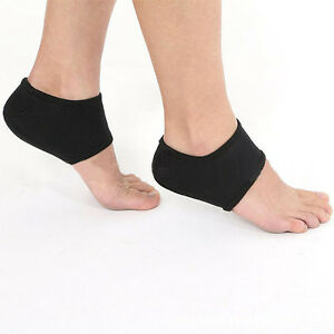 Foot-Heel-Ankle-Wrap-Pad-Cushion-Plantar-Fasciitis-Pain-Relief-Arch-Support
