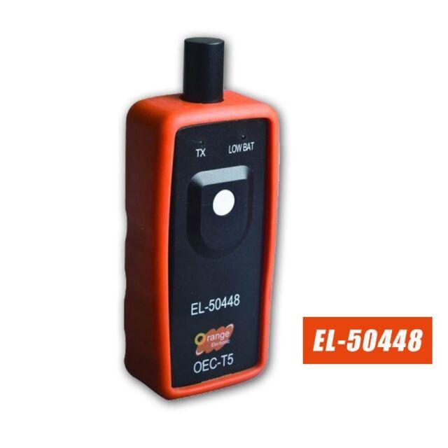 OEC-T5 EL-50448 TPMS  Auto Tire Pressure Monitor Sensor Activation Tool For GM