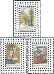Liechtenstein-1361-1363-kompl-Ausg-postfrisch-2004-Weihnachten