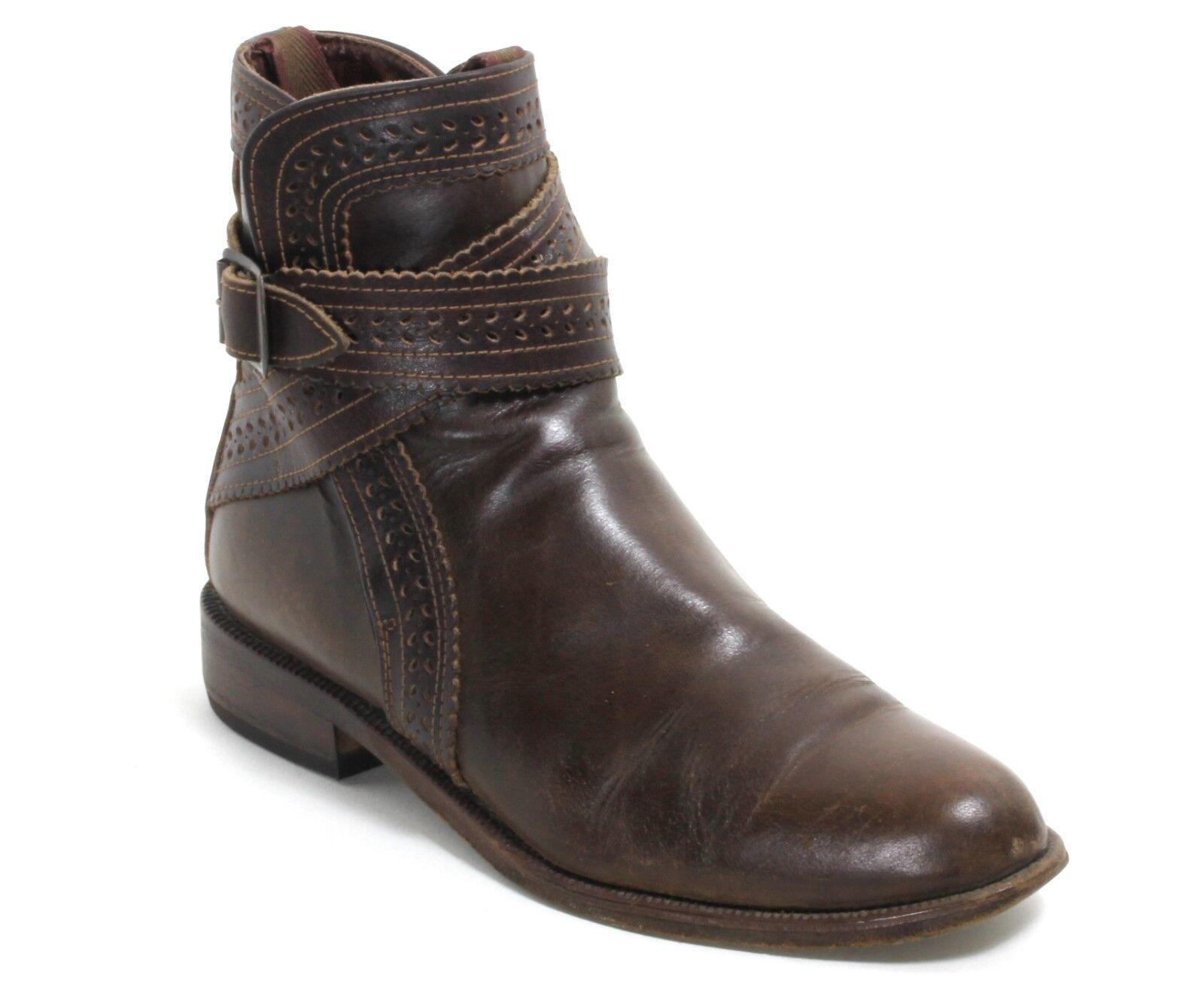 Stivali da Donna Vintage Stivali Stivaletti Chelsea Stivali Western Scarpe 35,5 - 36