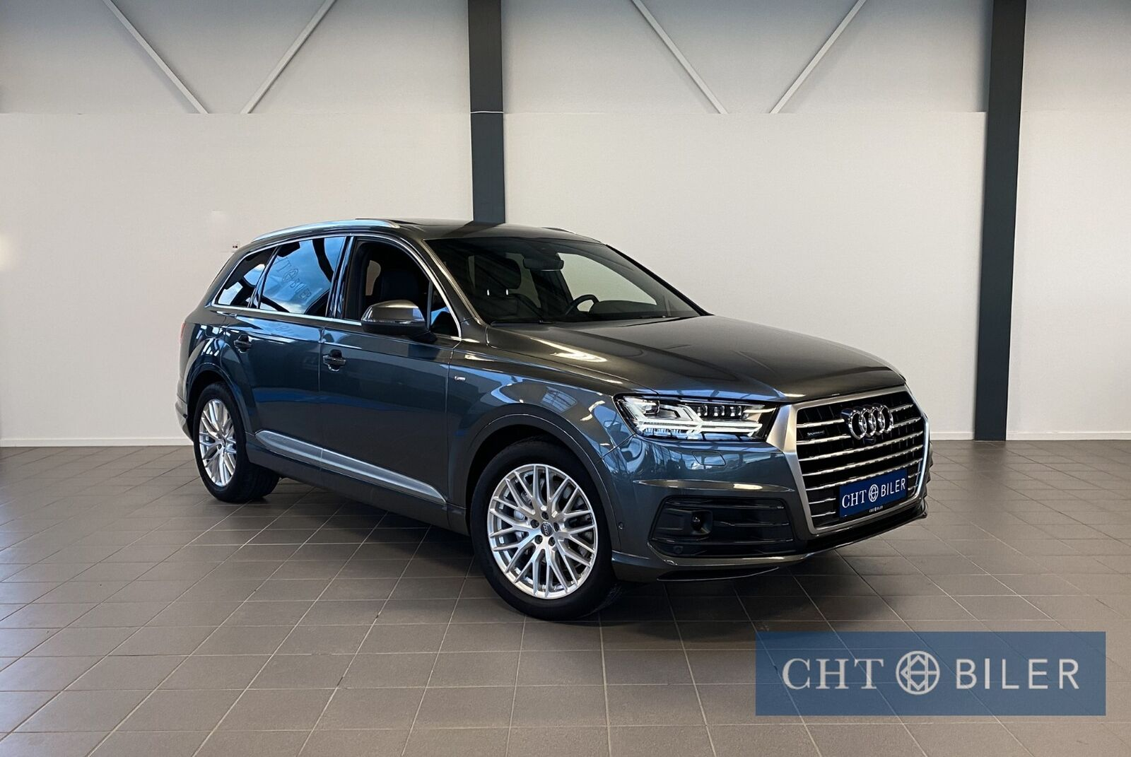Audi Q7 3,0 TDi 272 S-line quat. Tiptr. 7p 5d - 4.995 kr.