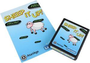 Sheep-It-Up-Original-Atari-2600-Homebrew-Game-New