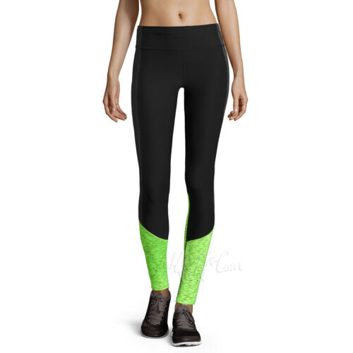 NWT Women Xersion Color Leg Performance Fit Leggings Running Compression Pants