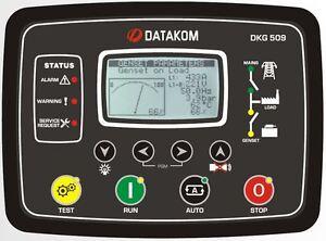 DATAKOM-DKG-509-Generator-Start-Automatic-Mains-Failure-Controller-Panel-AMF