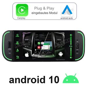 Android 10 Carplay& Android Auto DVD Radio Navi f. JEEP Grand Cherokee CHRYSLER