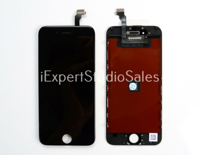 """New Black LCD for Apple iPhone 6 Display Touch Screen Digitizer Frame 4.7"""""""