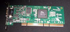 ViewCast Osprey 230 PCI-X Analog Video / Audio Capture Card Low Profile HD-15