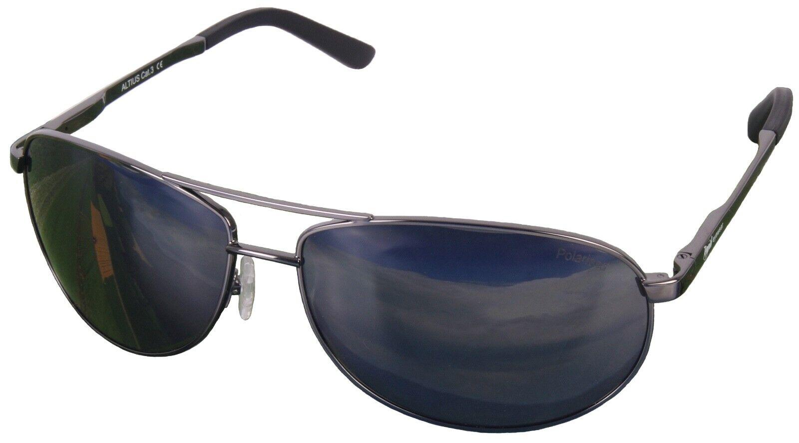 POLARIZED AVIATOR SUNGLASSES Mens Womens UV  Prescription Options. Rapid Eyewear