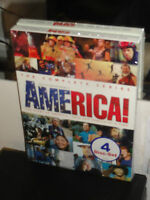 America - The Complete Series (dvd) History / Culture, 4-disc Set Brand