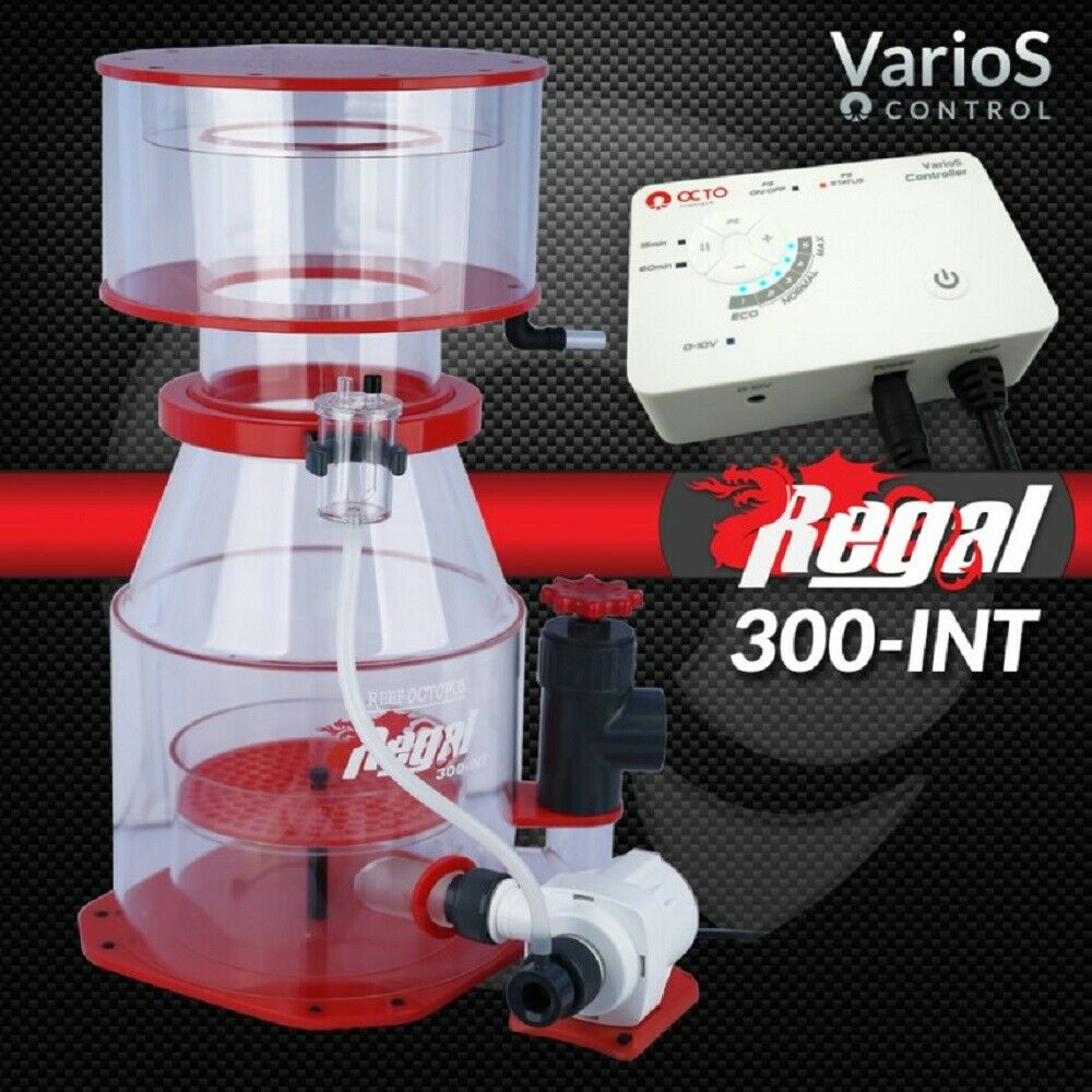 OCTO Regal 300-INT Abschäumer (Up to 2,800 Liter Aquariums)