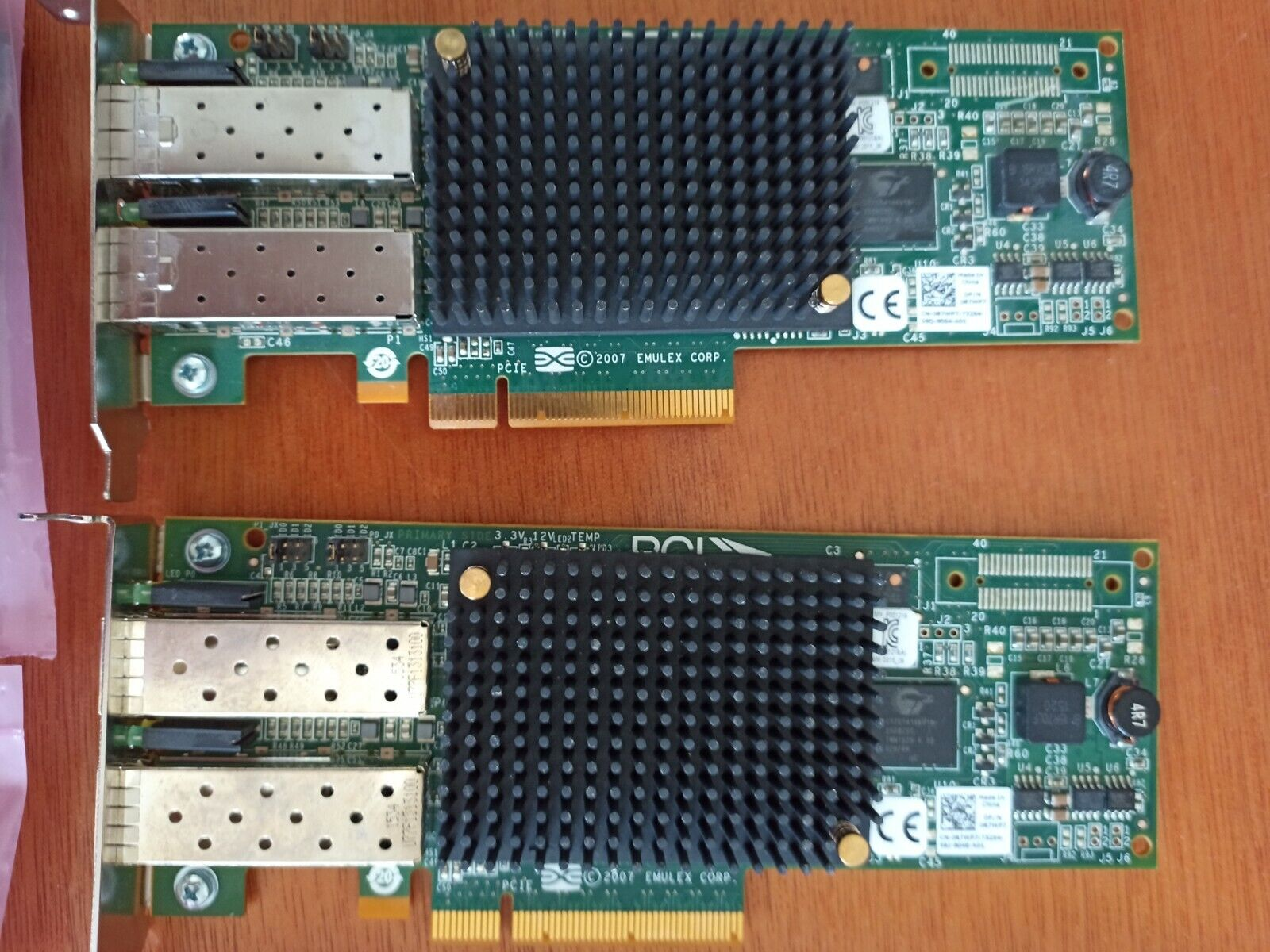 Lot 6 Dell M.2 PCI-e 2X Solid State Storage Adapter Card 0NTRCY,, 023PX6, 1024GB