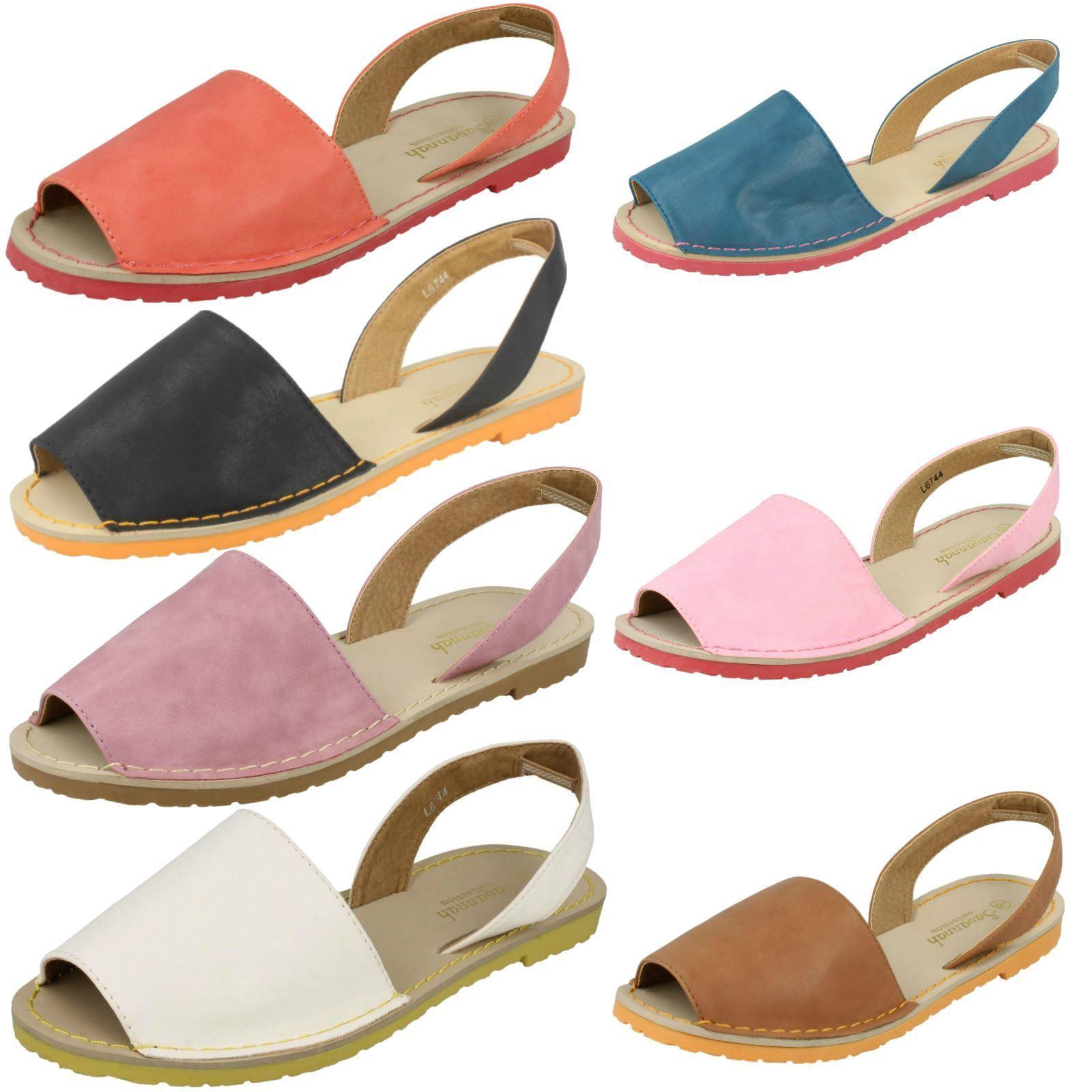 Men/Women Win Ladies Savannah Flat Slingback Sandals online sale Win Men/Women highly appreciated Direct business e39e9d
