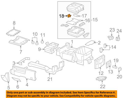 CHRYSLER OEM Center Console-Lighter Cap 5026626AB