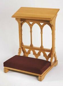 Kneeler-Gothic-Medium-Oak-Stain-Maple-Hardwood