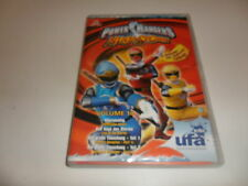 DVD  Power Rangers Ninja-Storm Vol. 10