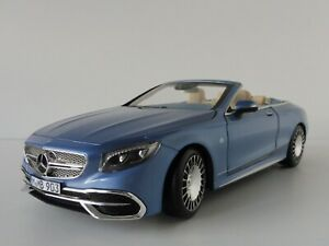 Mercedes-Maybach-s650-cabriolet-2018-1-18-norev-183471-S-Class-217-convertible-Blue