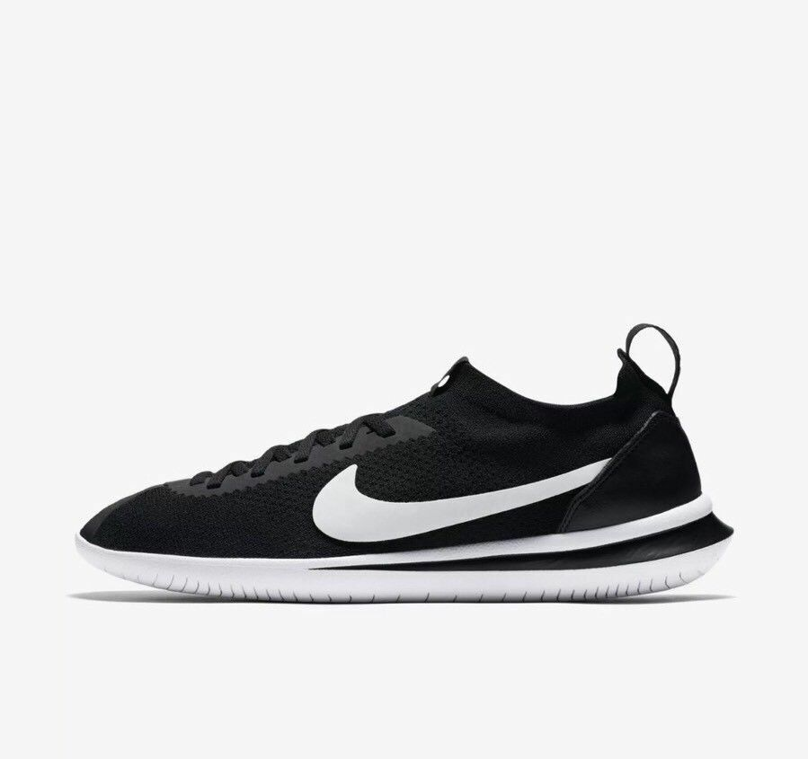 Nike - labor nikelab cortez flyknit: schwarz / weiß: aa2029 001: