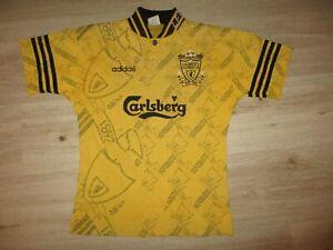 ADIDAS rare LIVERPOOL FC shirt third 1993 jersey oldschool vintage retro LFC