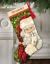 Dimensiones-Oro-contado-Cross-Stitch-Kit-Navidad-Stocking-Santa-Muneco-de-nieve miniatura 11