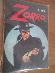 ZORRO-anno-VI-1973-n-7-ediz-CERRETTI-Editore-stato-Ottimo-di-Busta