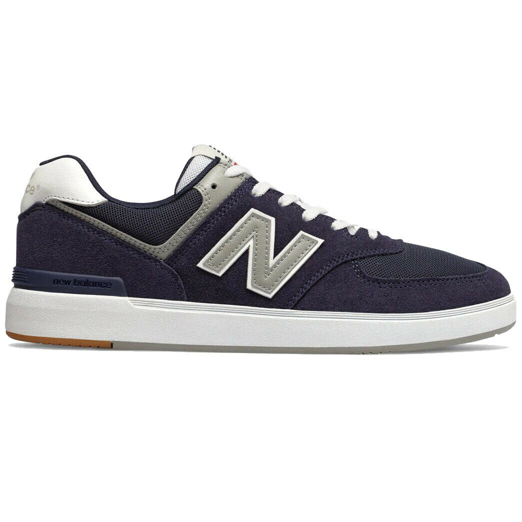 New Balance Men's 574 Court shoes - Navy    Grey BNWT  outlet factory shop