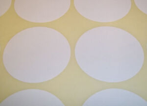 1000-White-25mm-1-Inch-Colour-Code-Dots-Round-Stickers-Sticky-ID-Labels