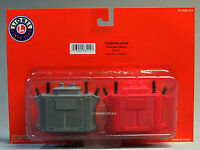 Lionel Transformer Accessory 2 Pack O Gauge Building Scenery Train 6-83215