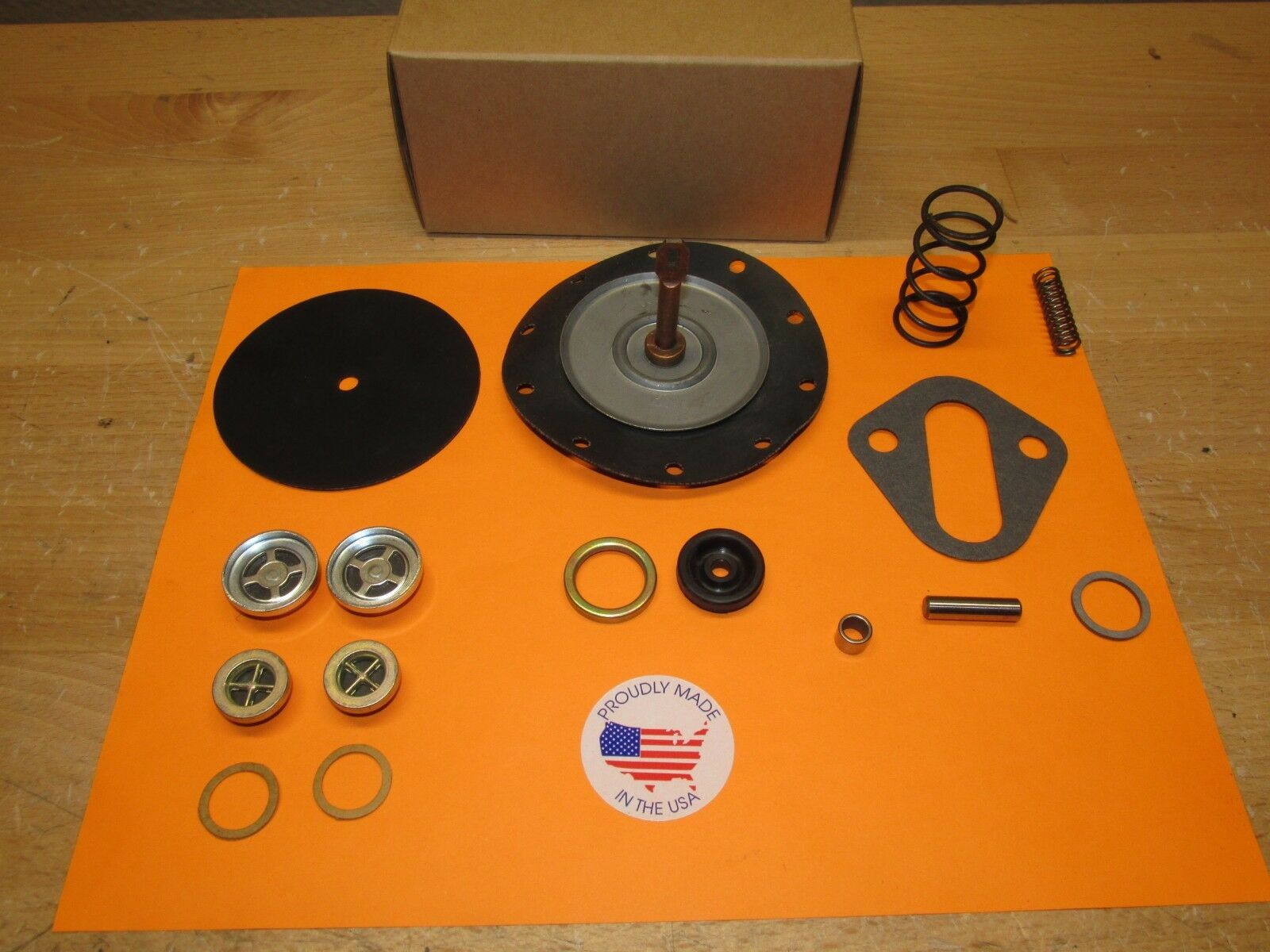 1955 1957 1958 1959 GMC Truck V8 Engine Single Action Modern Fuel Pump Kit  USA