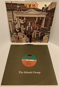 Yes-Self-Titled-Debut-Vinyl-Lp-1969-Prog-Progressive-Psych-Psychedelic-Rock