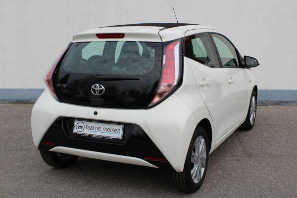 Toyota Aygo 1,0 VVT-i x-sky - billede 2