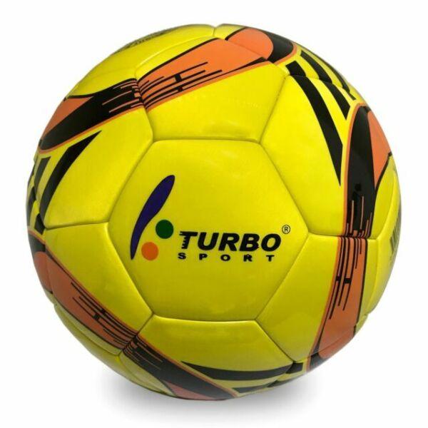 Futsal-Indoor Soccer Ball Turbo Sport EDS-101 officiel taille 4 UC en Cuir EVA