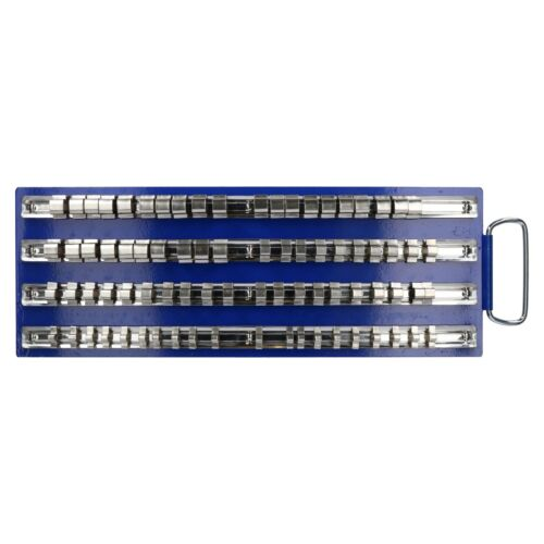 """Douille support stockage plateau rack pour tenir 80 douilles pour 1//4/"""" 3//8/"""" 1//2/"""" disque"""